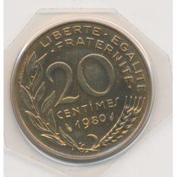 20 Centimes Marianne - 1980