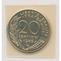 20 Centimes Marianne - 1986