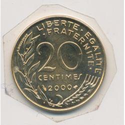 20 Centimes Marianne - 2000