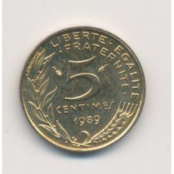 5 Centimes Marianne - 1989