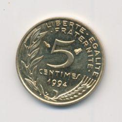 5 Centimes Marianne - 1994