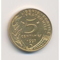 5 Centimes Marianne - 1997