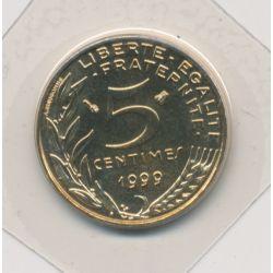 5 Centimes Marianne - 1999