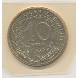 10 Centimes Marianne - 1980