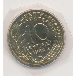 10 Centimes Marianne - 1982