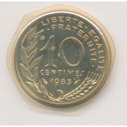 10 Centimes Marianne - 1983