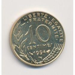 10 Centimes Marianne - 1994 - abeille
