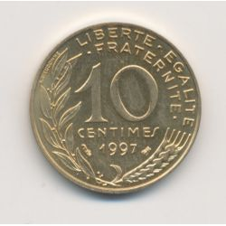 10 Centimes Marianne - 1997