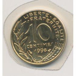 10 Centimes Marianne - 1998