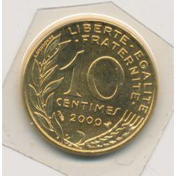 10 Centimes Marianne - 2000