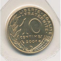 10 Centimes Marianne - 2001