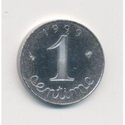 1 centime épi - 1999 - Belle épreuve