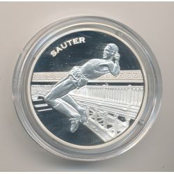 1 1/2 Euro - Sauter - 2003 - argent BE - Paris 2003