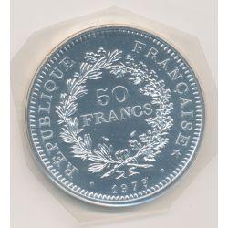 50 Francs Hercule - 1979 - FDC