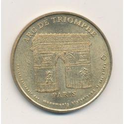 Dept7508 - Arc de triomphe N°1 - 2000 - CNHMS - Paris
