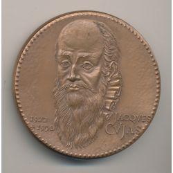 Médaille - Jacques Cujas - M.Charon - bronze