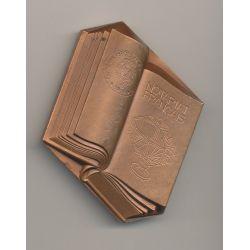 Médaille - Notariat Français - Caisse des dépôts - Michel - bronze
