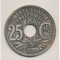 Sous-bock - 25 Centimes lindauer - 1924