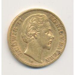 Allemagne - 20 Marks 1873 D