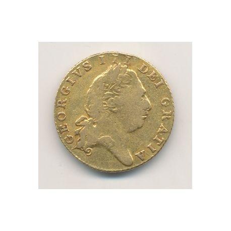 Angleterre - 1/2 Guinée 1801 - George III