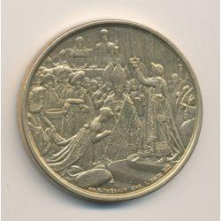 Médaille - Sacre - Napoléon empereur - bronze