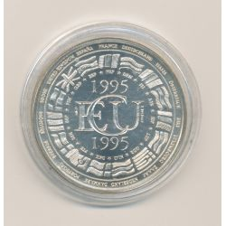 Ecu EUROPA - 1995 - argent