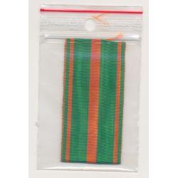 Coupe Ruban Neuf - Médaille des Évadés - 14 cm x 37mm - Taille ordonnance