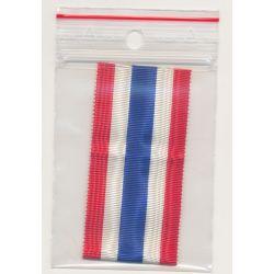 Coupe Ruban Neuf - Médaille de la Police -  14 cm x 37mm - Taille ordonnance