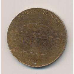 Médaille - Monnaie de Paris - 1900 - bronze