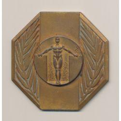 Médaille - Championnat de France Pentathlon 1948 - bronze