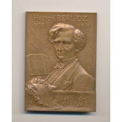 Médaille - Hector Berlioz - Bronze - Dupré