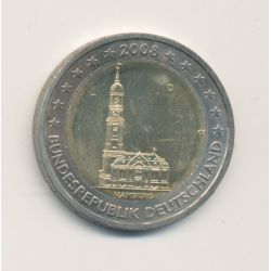 2€ Allemagne 2008 - Hambourg