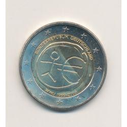 2€ Allemagne 2009 - 10e anniversaire UEM