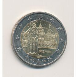 2€ Allemagne 2010 - Breme