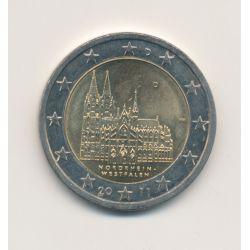 2€ Allemagne 2011 - Nordrhein-westfallen