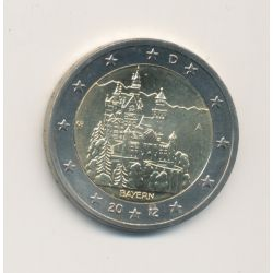 2€ Allemagne 2012 - Bayern
