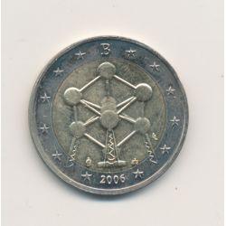 2 Euro Belgique 2006 - Atomium