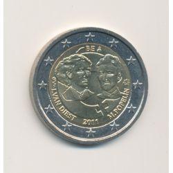 2 Euro Belgique 2011 - 100e anniversaire journée internationale droits de la femme