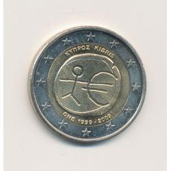 2€ Chypre 2009 - 10e anniversaire UEM