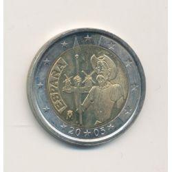2€ Espagne 2004 - Don Quichotte