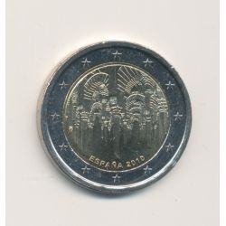 2€ Espagne 2010 - centre historique de Cordoue