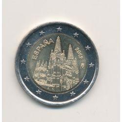 2€ Espagne 2012 - Cathédrale de Burgos
