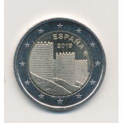 2€ Espagne - 2019