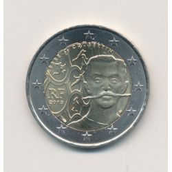 2€ France 2013 - Coubertin