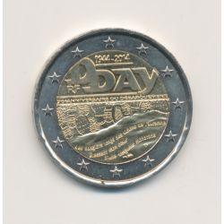 2€ France 2014 - 70ème anniversaire du D-Day