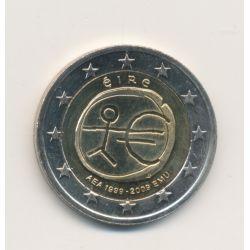 2€ Irlande 2009 - 10 ans EMU