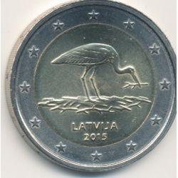 2€ Lettonie - 2015 -