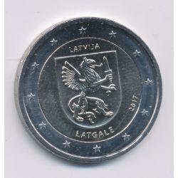 2€ Lettonie - 2017
