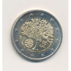 2€ Portugal 2007 - présidence portugaise de l'union européenne