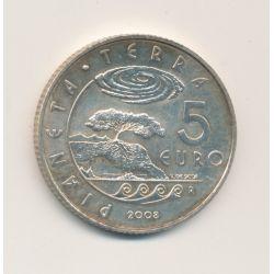 5€ St Marin 2008